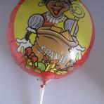 Folieballon klein