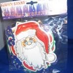 Decoratie Kerstmanslinger