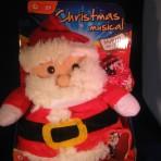 Kerstman met geluid