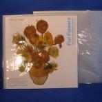 """Flowerkaart zonnebloemen """"Van Gogh"""""""