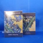 """Speelkaarten Irissen """"Van Gogh"""""""