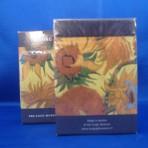 """Speelkaarten Zonnebloemen """"Van Gogh"""""""