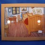 """Keramiek tegel slaapkamer """"Van Gogh"""""""