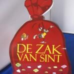 """Doosje """"Zak van Sinterklaas"""""""